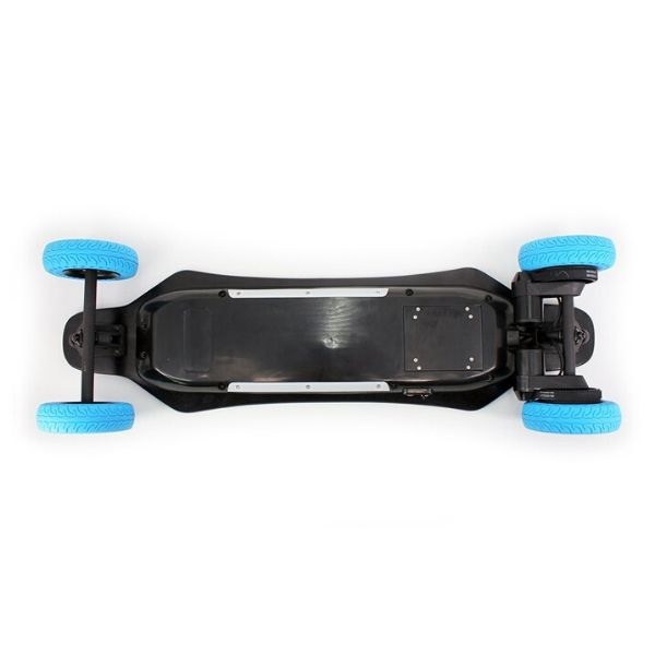 Vestar City SUV Electric Skateboard Bottom View