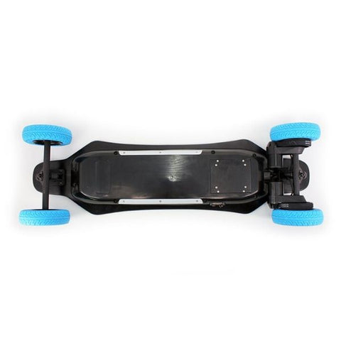 Image of Vestar City SUV Electric Skateboard Bottom View