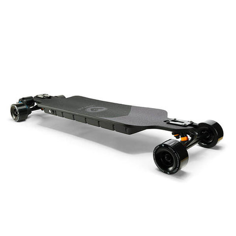 Vestar Black Hawk AT Electric Longboard Streets GTR 3D View