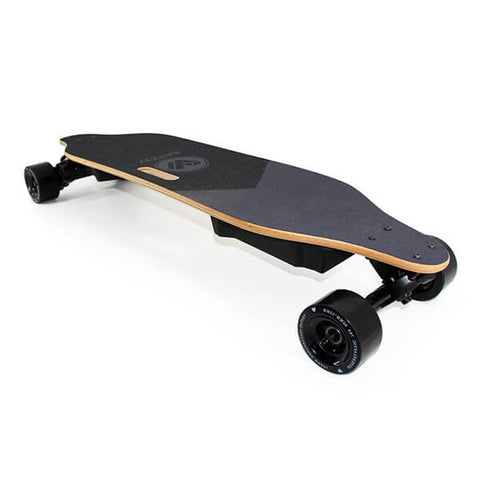 Vestar V2 Pro Dual Belt Electric Longboard 3D View