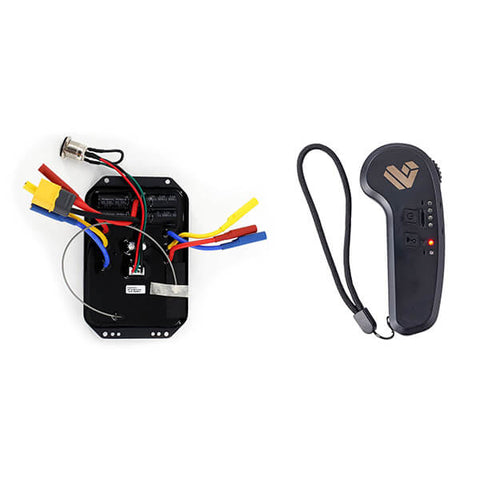 Vestar V2 Pro Dual Belt Electric Longboard ESC And Remote