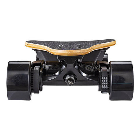 Vestar V2 Pro Dual Belt Electric Longboard Front View