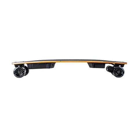 Vestar V2 Pro Dual Belt Electric Longboard Side View