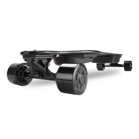 Image of Vestor Night Fury Electric Longboard Cruise (Hub Motor) Rear View