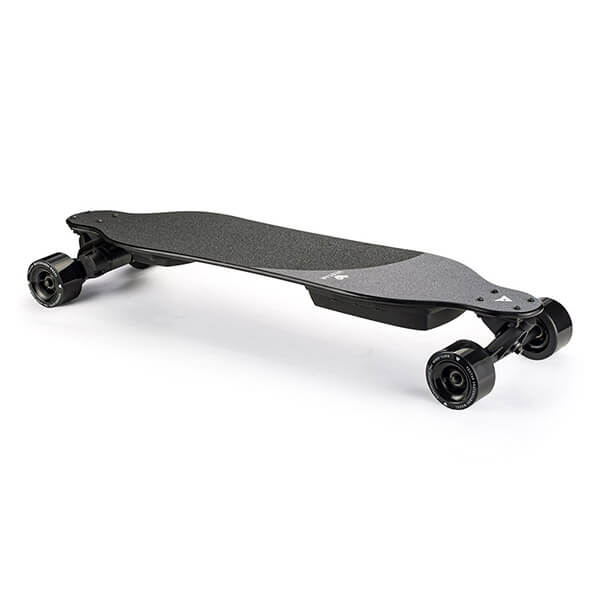 Vestor Night Fury Electric Longboard Turbo (Belt Motor) 3D View