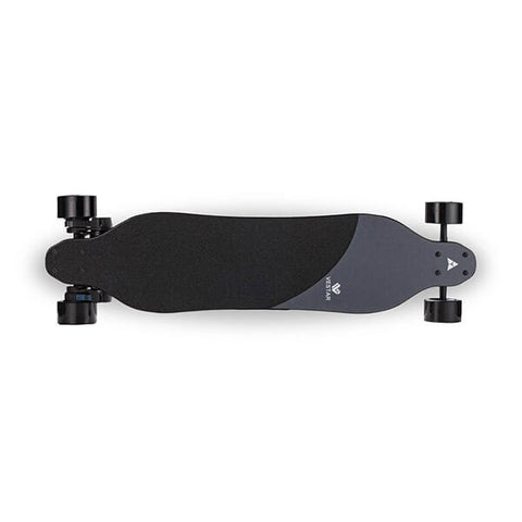Image of Vestor Night Fury Electric Longboard Turbo (Belt Motor) Top View
