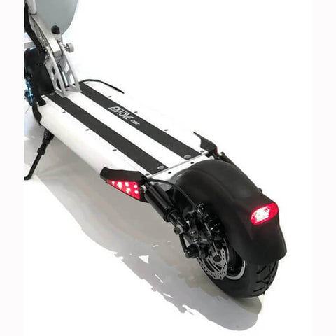 Image of Voro EMOVE Cruiser Rear View White