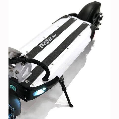 Voro EMOVE Cruiser Top Rear View White
