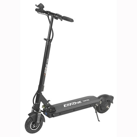 Voro Emove Touring Electric Scooter 3D View