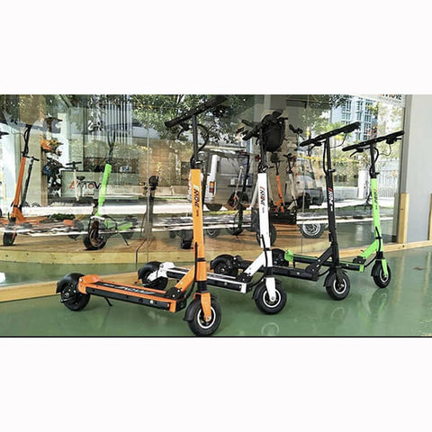 Voro Emove Touring Electric Scooter Family