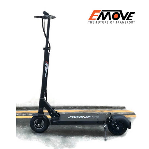 Voro Emove Touring Electric Scooter Side View