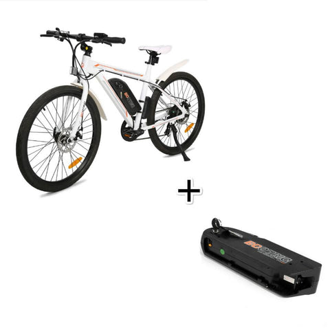 Image of ECOTRIC Vortex Commuter Electric Bike