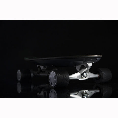Walnutt Spectra X Electric Skateboard Details Front Side View