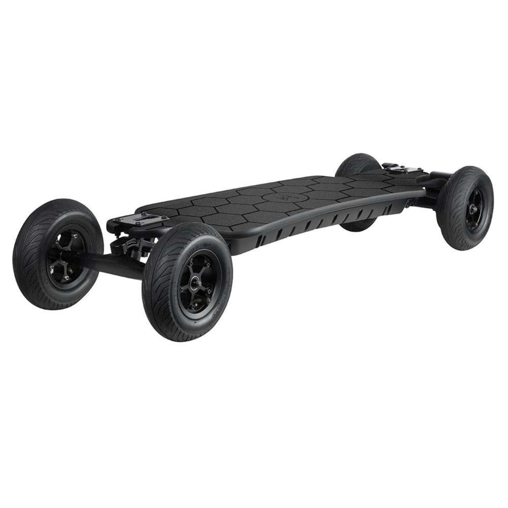 WowGo AT2 Electric Skateboard front view
