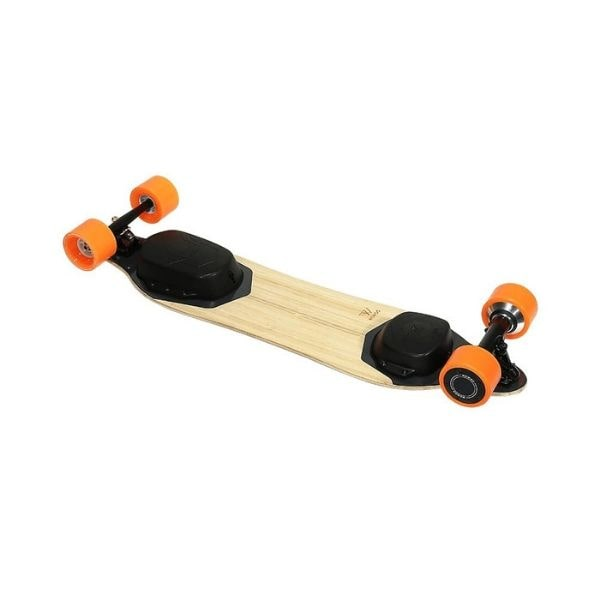 WowGo 3 Electric Longboard Back View