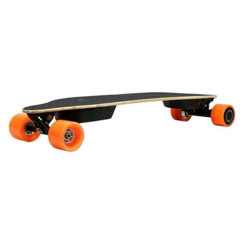 Image of WowGo 3 Electric Longboard Side View