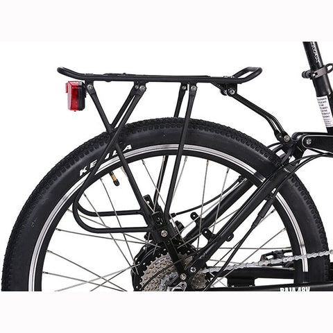 Image of X-Treme Baja Folding Electric Mountain Bicycle Back Tire