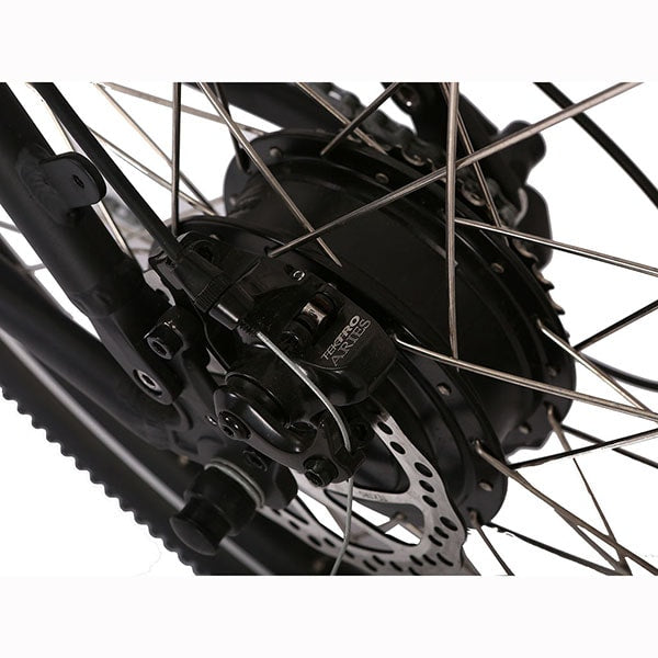 X-Treme Baja Folding Electric Mountain Bicycle Disk Brake