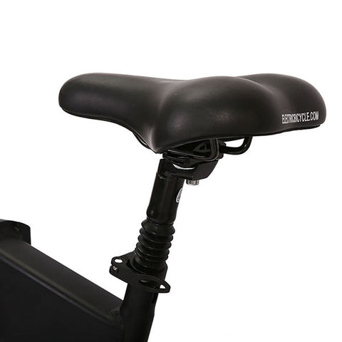 Image of X-Treme Baja Folding Electric Mountain Bicycle Seat