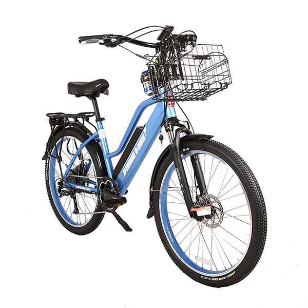 X-Treme Catalina Electric Bicycle Blue