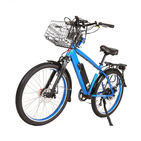 Image of X-Treme Laguna Electric Bicycle Blue
