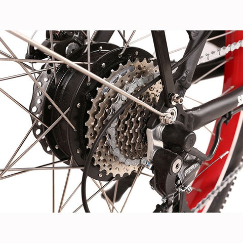 Image of X-Treme Laguna Electric Bicycle Gear Shifter
