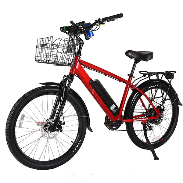 X-Treme Laguna Electric Bicycle Red