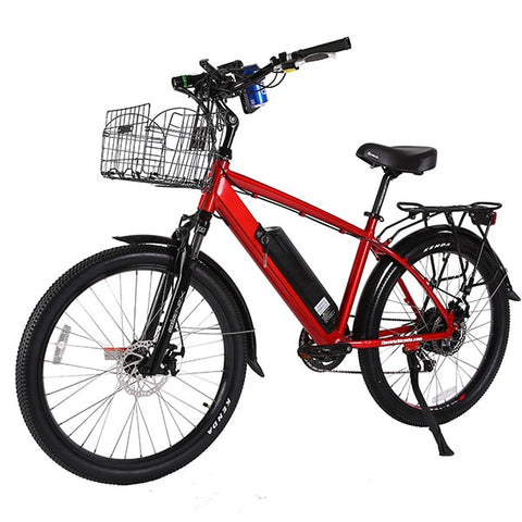 Image of X-Treme Laguna Electric Bicycle Red