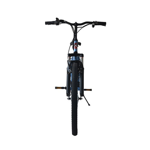X-Treme Sierra Trails Elite Electric Mountain Bike Rear View