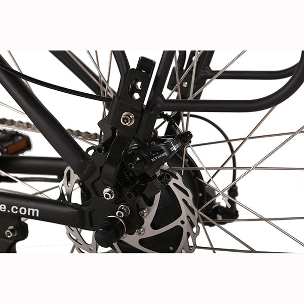 X-Treme Trail Climber Elite 24 Volt Electric Mountain Bike Disk Brake