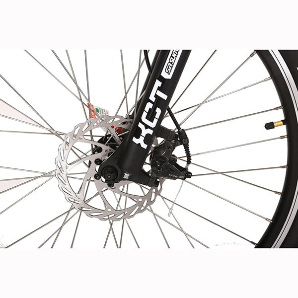 X-Treme Trail Climber Elite 24 Volt Electric Mountain Bike Front Wheel