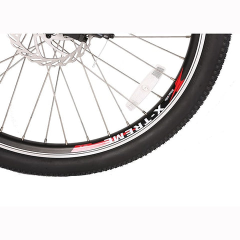 Image of X-Treme Trail Climber Elite 24 Volt Electric Mountain Bike Rim