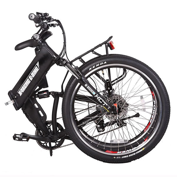 X-Treme X-Cursion Elite 24 Volt Electric Folding Mountain Bicycle Gear Shifter