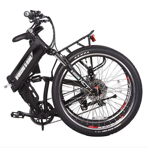 Image of X-Treme X-Cursion Elite 24 Volt Electric Folding Mountain Bicycle Gear Shifter