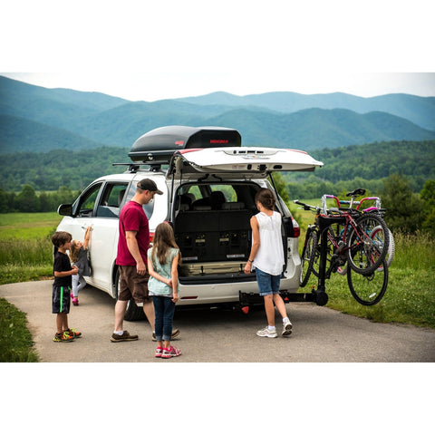 Yakima FullSwing Bike Rack with family