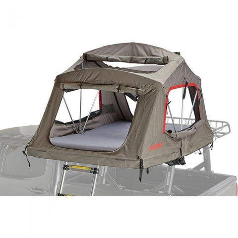 Image of Yakima Skyrise HD Roof Tent opened up