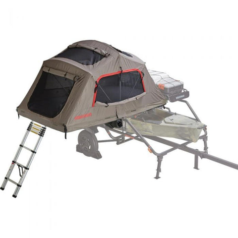 Yakima Skyrise HD Roof Tent with storage