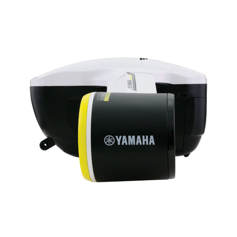 Image of Yamaha Seawing 2 Seascooter yellow side view