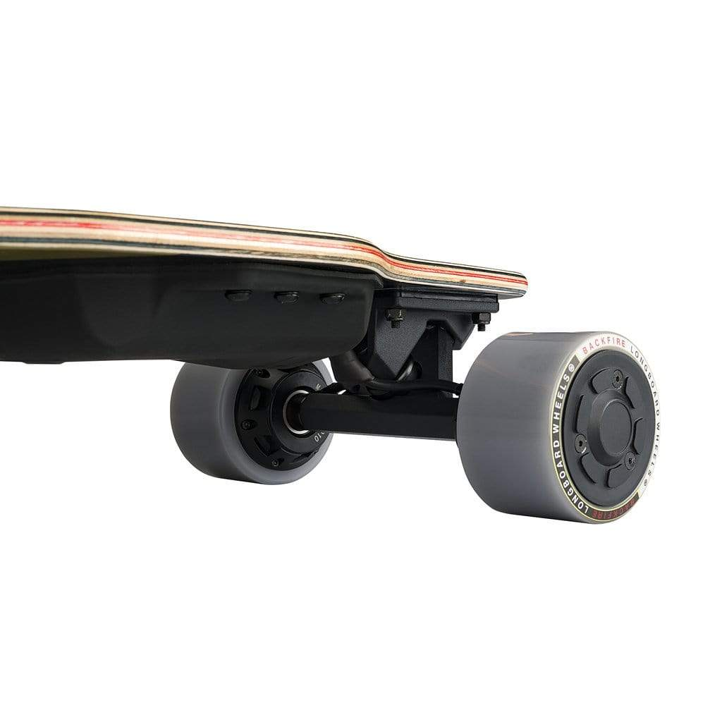 Backfire G2T Electric Longboard Motor View