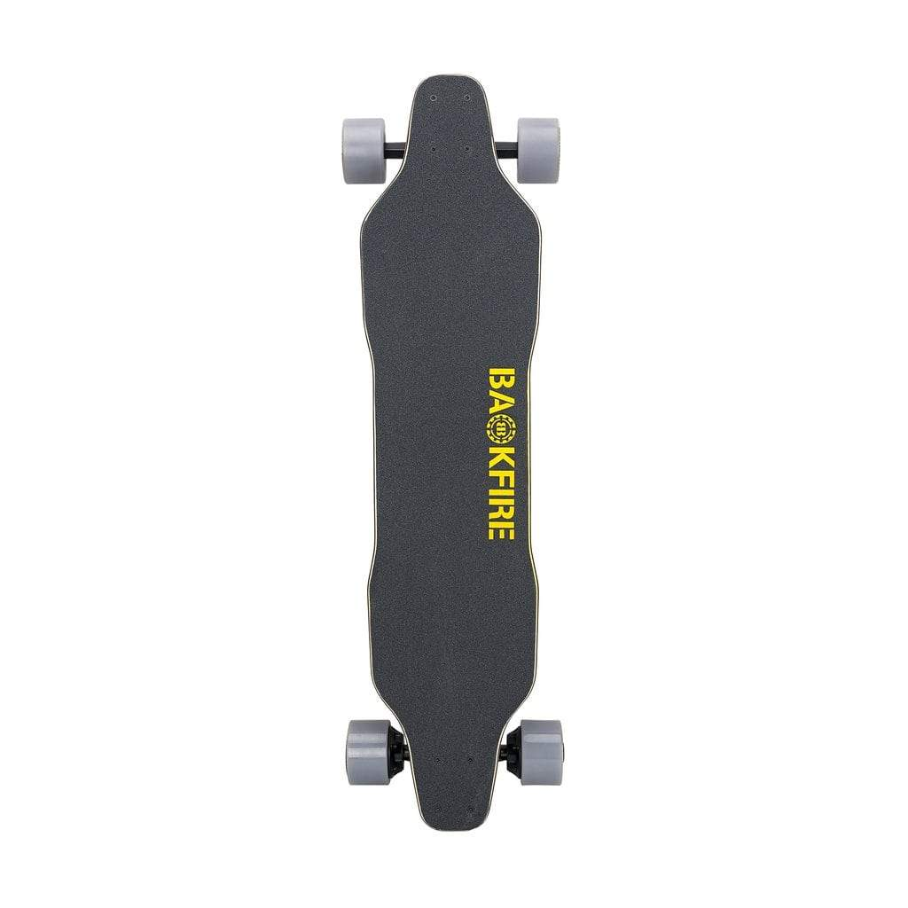 Backfire G2T Electric Longboard Top View