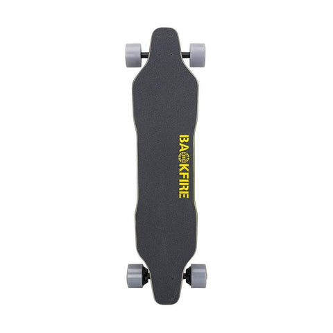 Image of Backfire G2T Electric Longboard Top View