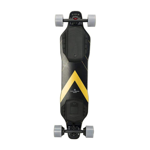 Image of Backfire G2T Electric Longboard Deck View
