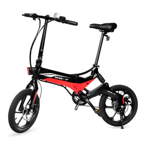 Image of Swagtron EB7 Elite Folding Electric Bike