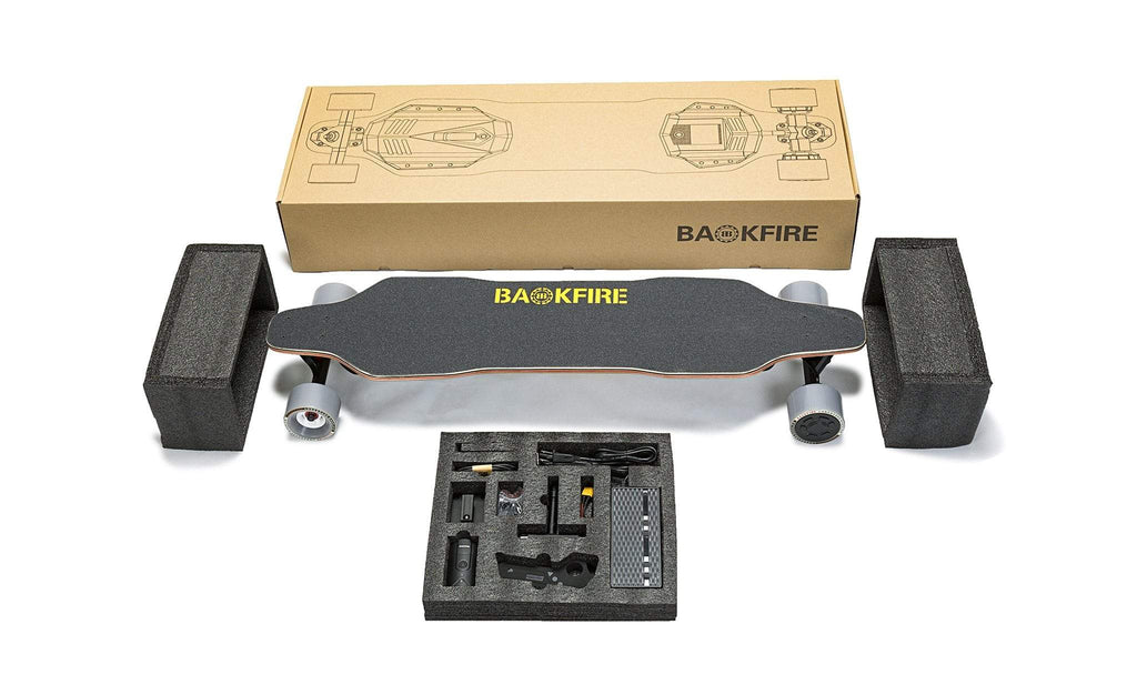 Backfire G2T Electric Longboard IN THE BOX