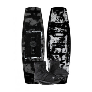 ronix board and anthem boots