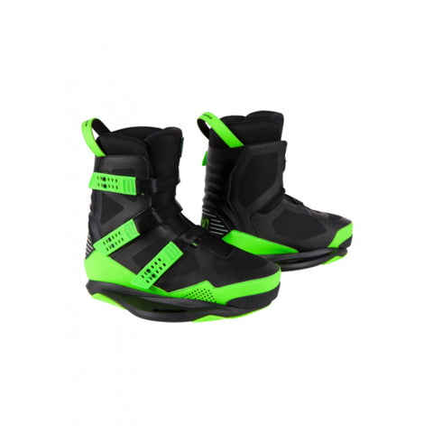 ronix wakeboard supreme package boots only