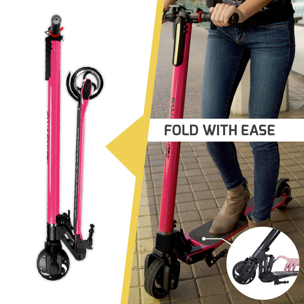 Swagtron Swagger V1 Foldable Electric Scooter