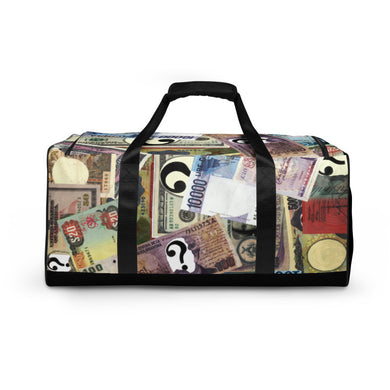 COLOR MONEY Duffle bag