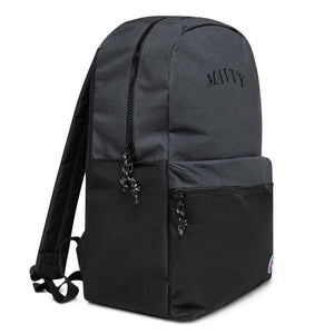 MAVVY x Champion backpack