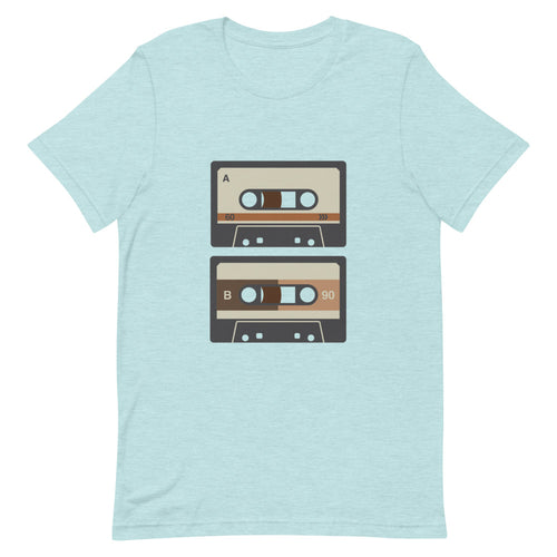 YOUNG OLD SCHOOL Short-Sleeve Unisex T-Shirt
